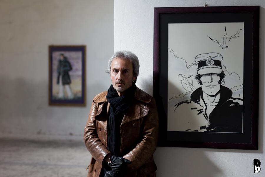 Stefano Babini – C.M. Omaggio a Corto Maltese