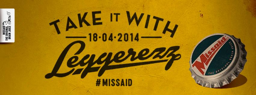 "Missaid - ""Take it with leggerezz"""