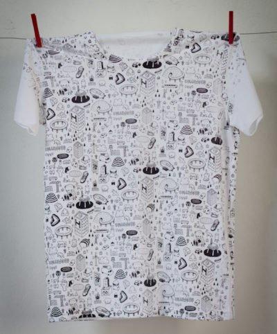 Millo - T-Shirt da uomo