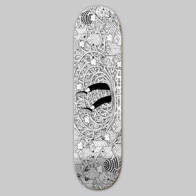 Skateboard - Millo - Street completely drain you