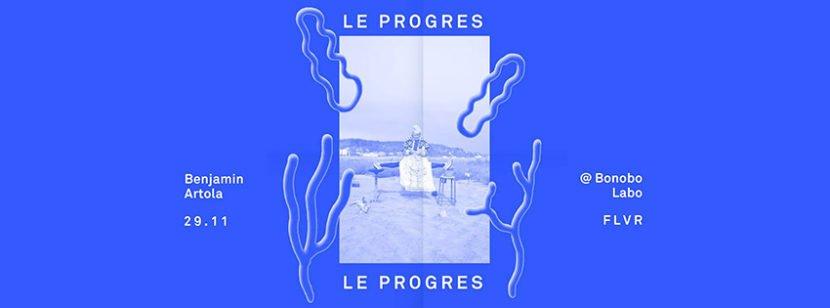 """""""Le Progrès"""" FLVR"""