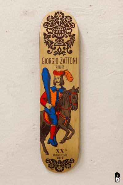 Giorgio Zattoni XX Anniversary Tribute - Stradaioli