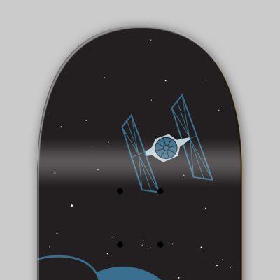 Dettagli 3 - Ale Giorgini Star Wars Skateboards