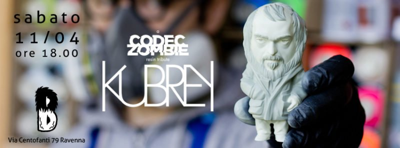 Kubrey – a Resin Tribute