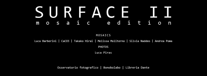 Surface II - mosaic edition