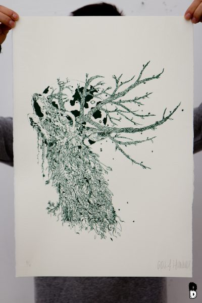 Gola - UUU - Screen print
