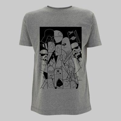 Ale Giorgini - Star Wars - Tshirt