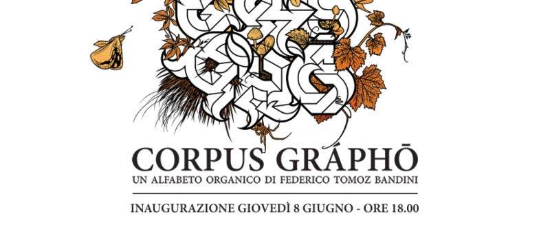 """""""Corpus Grapho"""" una mostra di Tomoz"""