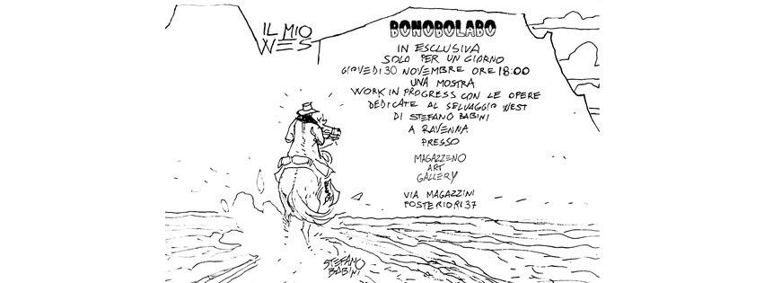 IL MIO WEST di Stefano Babini