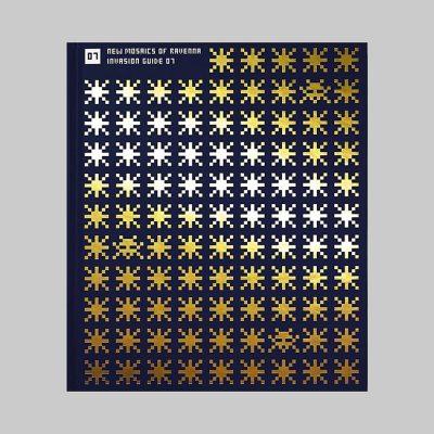 Libro Invader - Mosaici di Ravenna