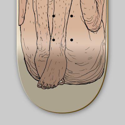 Dettagli 1 - Nemo's - Skeyt - tavola da skateboard