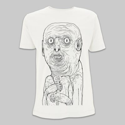 Nemo's – Skeyt t-shirt bianca