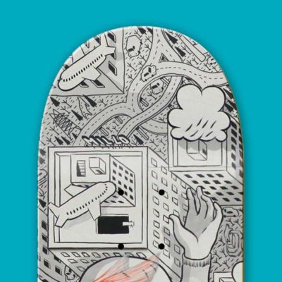 01 dettagli skateboard- Millo - Childwood dream