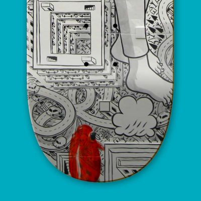 03 dettagli skateboard- Millo - Childwood dream