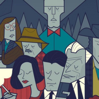 Ale Giorgini – Howl's are not what they seems – print