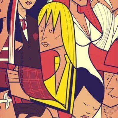 Ale Giorgini – Kill Bill – print