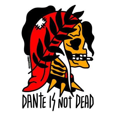 Dante is not dead dettaglio